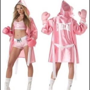 California Costumes Other - Everlast Boxer Chick Costume